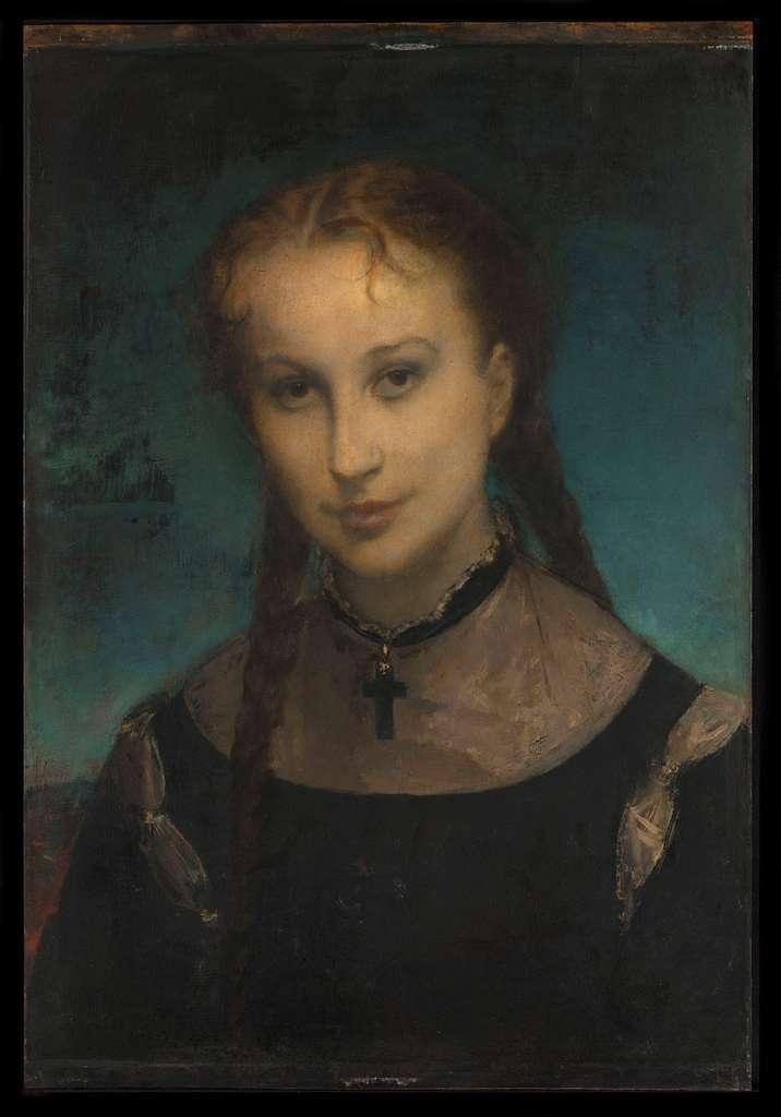 Portrait de la comtesse de Monfort